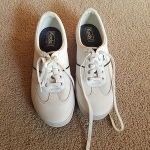 Keds Shoes - Keds Courty Leather Shoes